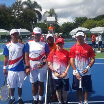 La dupla de Miguel y Leidy conquista la medalla de Plata en el Mundial de Tenis
