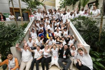 Atletas Líderes de Olimpiadas Especiales trabajan por una verdadera inclusión