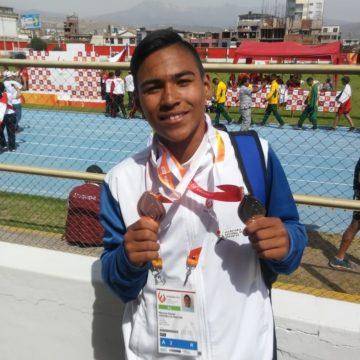 Paraguay cerró su participación en los Juegos Escolares Sudamericanos Arequipa 2018